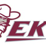 Despite a Late Run EKU Volleyball Falls in Four