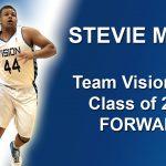STEVIE MACK – Team Vision 17U Class of 2017 FORWARD