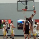 Trace Young Dunk at 3 Stripes Tournament