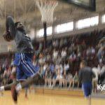 Kentucky HS All Stars 2016 Warmup Dunks