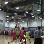 Antwaan Cushingberry Gamewinning And 1 in Overtime  at AAU Tourney