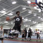 Tray Hollowell Windmill DUNK at NUR Exposure Camp 2016