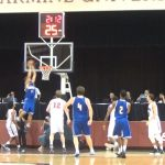 Carson Williams Alleyoop DUNK in All Star Game