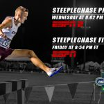 EKU'S Jakob Abrahamsen Races at NCAA Championships Tonight