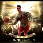 CONNOR GREEN – D1 Elite AAU Class of 2017 GUARD