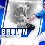 UK Baseball's Brown, Shelby Cody Taken in Major League Draft