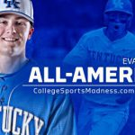 UK Baseball's Evan White Named Third-Team All-America