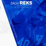 UK Baseball's Reks a Finalist for Gregg Olson Award