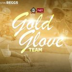 UK Baseball's White, Beggs Named to National Gold Glove Team