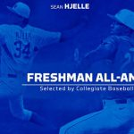 UK Baseball's Hjelle & Lewis Named Freshman All-Americans