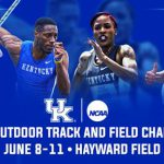 UK Track & Field to Begin NCAA Championships on Wednesday