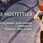 ALEX HOSTETTLER – 2020 GUARD – South Laurel HS