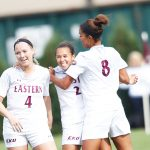 EKU Womens Soccer beats Morehead 4-0 for Fourth Straight Win