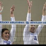 Kentucky Volleyball Earns 2nd Sweep