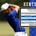 UK MGOLF: McDaniel Earns a Top-Three Finish to Cap Bearcat Invitational