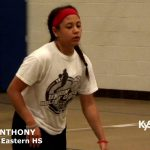 Breanna Anthony – 2018 GUARD Eastern HS – WORKOUT