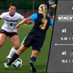 No. 25 Bellarmine women's soccer travels to UIndy, Saint Joseph's