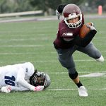 Turnovers haunt Campbellsville Univ Football, as Faulkner wins shootout, 69-51