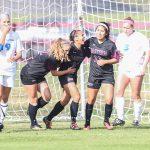 EKU Womens Soccer Breaks Wins Record in 4-0 Win over Eastern Illinois