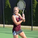 Bellarmine Tennis' Thompson, Cotter advance to finals at Evansville Metro