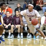 In final tune up before conference play, Campbellsville MBB rolls past Midway 92-62