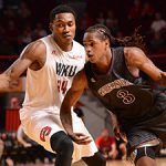 Campbellsville MBB battles with WKU in exhibition, falling 87-79