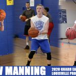 DREW MANNING – 2020 GUARD Eastern HS