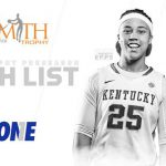 Kentucky WBB Akhator, Epps Named to Naismith Trophy Watch List