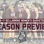 Bellarmine Women's Basketball 2016-17 Preview