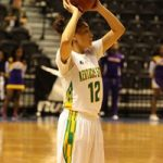 Rizzi goes for 29 as Kentucky State WBB dominates Salem International, 90-43