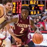 EKU'S Asante Gist earns OVC Player of the Week Honors
