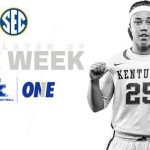 UK WBB's Makayla Epps Named SEC Player of the Week
