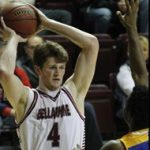 Bellarmine MBB moves up to No. 4/6 in weekly polls
