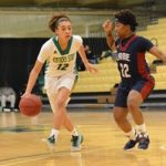 Kentucky State WBB Fights Off Surging Lane College Wins 61-58
