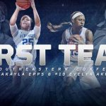 UK WBB's Makayla Epps, Evelyn Akhator Named First Team All-SEC