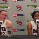 WKU WBB Soars Past Golden Eagles, 79-53, Behind Big Second Half