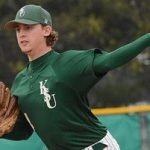 Kentucky State University Baseball Spilits Doubleheader with Lake Eric College