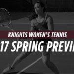 2017 Bellarmine Women's Tennis Spring Preview