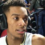 Trevent Hayes Interviews Jaylyn McMurry of Russellville HS