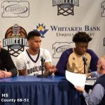Bowling Green HS Press Conference vs Graves County in 2017 Sweet 16