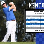 UK MGolf Places Four in Top 25 Among Individuals