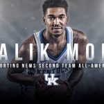 UK MBB's Malik Monk Tabbed All-America Second Team by Sporting News