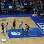 Cameron Carmichal – 2017 GUARD Harlan County HS in 2017 Sweet 16