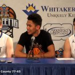 Scott HS Presser vs Harlan County 2017 Whitaker Bank KHSAA Sweet 16