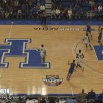 Zion Harmon – #1 8th Grader in Country scores 17 pts in State Tourney Debut