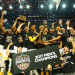 NKU MBB wins Horizon League Tournament Championship, 59-53