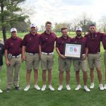EKU Men's Golf Claims Fifth Title This Season, Wins At Ball State