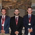 Four EKU Men's Golfers Earn OVC Honors