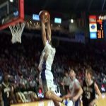 Davion Dice DUNK For Bowling Green HS in 4th Region Championship