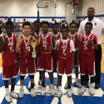 Louisville Magic 2024 win the IndyBall Shootout